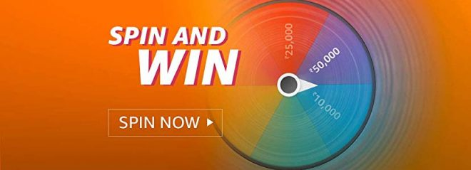 Amazon Send Money Spin And Win Quiz Answers 29 August Win Rs